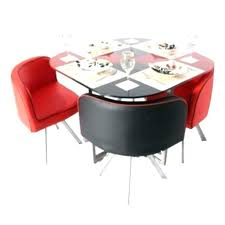 compact dining table 4 chairs 4 round dining table round dining table 4 retro round compact