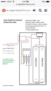 mosfet wiring diagram box mod wiring diagrams box mod mosfet
