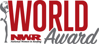 Letter Of Recommendation For Community Service Award World Award National Women In Roofing