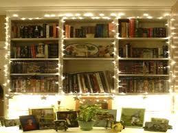 bookshelf lighting. Bookshelf Lighting Ideas Decorating Bookcase Portable Wood Stove Greece Manufacturer