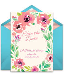 Free Wedding Save The Dates Online Punchbowl