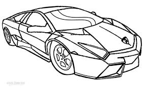 Printable Lamborghini Coloring Pages For Kids Cool2bkids Car