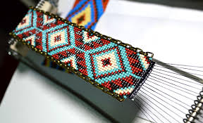 Loom Beading Patterns Delectable First Rate Beading Bracelets From China Manufacturer TST Accessory