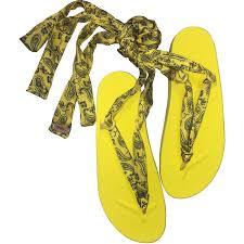 Light Yellow Bandana