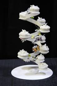63 Best Cake Stands Images On Pinterest Cake Stands Cupcake