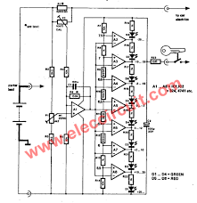 automotive amp meter wiring diagram wiring library amp meter for car eleccircuit com rh eleccircuit com auto ammeter wiring diagram automotive ammeter wiring
