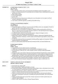 Nursing Resume Examples 2015 Supervisor Nursing Resume Samples Velvet Jobs 41