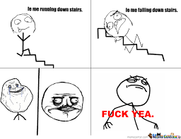 Falling Down Stairs by keyboardcat1482 - Meme Center via Relatably.com