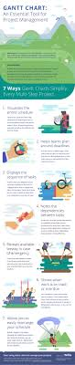 Gantt Chart Software: A Key Tool For Project Management (Infographic)