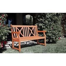 Modern Outdoor Benches AmazoncomOutdoor Benches