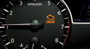 ford check engine light