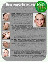 hair make up information