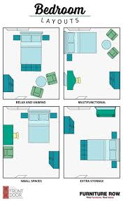 Layouts For Small Bedrooms 17 Best Ideas About Small Bedroom Layouts On Pinterest Bedroom