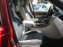 2009 range rover sport hse custom interior and house of kolor kandy apple paint
