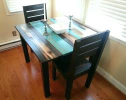 distressed kitchen table and chairs large size of dining table distressed wood rustic round dining table