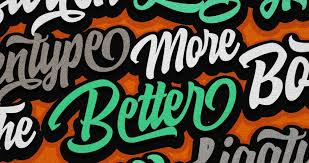 Graffiti Font Free The 15 Best Free Graffiti Fonts