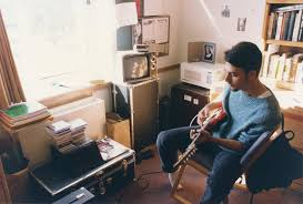 Image result for 1980s college dorm room