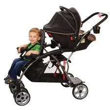 toddler and baby stroller  cool ideas for double stroller