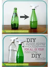 glass spray bottles for cleaning bottle diy cleaning glass spray bottles glass spray bottles