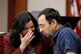 Larry Nassar complains it's too hard to ...