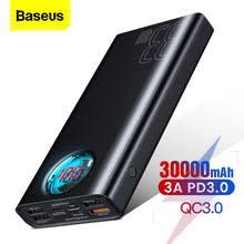 <b>Портативное зарядное устройство Baseus</b>, 30000 мАч, USB C ...