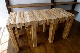 butchers block table the new way home decor butcher block table for dining room