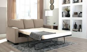sleeper sofa with memory foam mattress for cozy family room design vera queen sleeper sofa