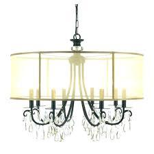 white drum chandelier pendant chandeliers large medium size of