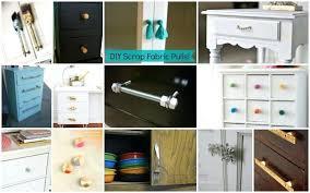diy drawer knobs and pulls diy drawer pulls knobs
