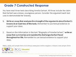 module b for secondary teachers ppt  23 grade 7 constructed response