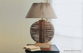 palecek lighting. Dramatic Ikebana Sphere Lamp A Lighting Innovation For Indoor By Palecek  Collections, San Fransisco Palecek Lighting