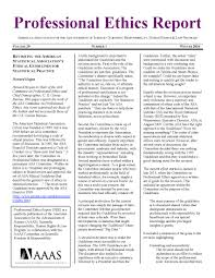professional ethics report winter the world s  winter 2016 professional ethics report