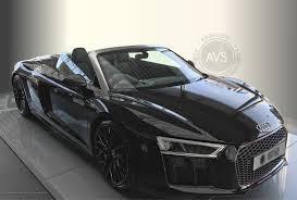 black audi r8 spyder. Beautiful Spyder Audi R8 V10 Spyder Plus  Black 01 With 8