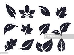 60点の葉のイラスト素材クリップアート素材マンガ素材アイコン素材