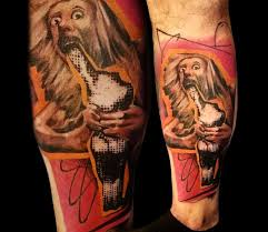 Saturn Tattoo By Tin Machado Photo 23396