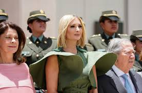 Ivanka Trump Plus Size Chart Ivanka Trump Is Acting As If Everything Is Normal The