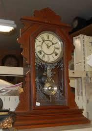 Kitchen Mantel Antique Kitchen Mantel Clocks Mackeys Antique Clock Repair