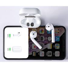 Tai Nghe Bluetooth Không Dây Airpods 2 Dành Cho Iphone và Androi - Hàng  Siêu Cấp 2021 chính hãng 279,000đ