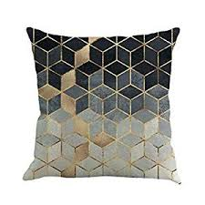 Vibola Abstract Geometry <b>Painting</b> Linen <b>Vintage Home Decor</b>