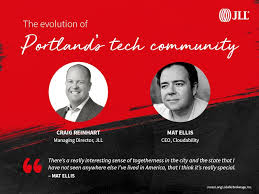 Interview with Mat Ellis: The evolution of Portland's Tech Community