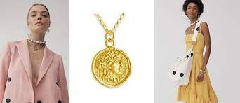 gold coin jewelry new ways to style