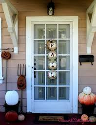 diy halloween decorations home. Fall Front Porches Rustic Outdoor Decorations, Diy, Halloween Home Decor, Diy Decorations