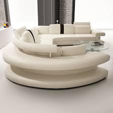 Designer Couch Rund