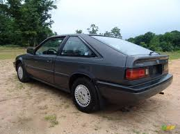 1989 Honda Accord LXi Hatchback related infomation,specifications ...