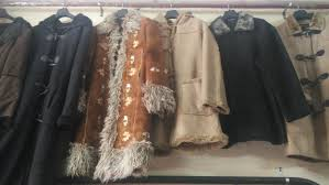 you d find some of the best coats leather jackets and boots and kashmere shawls at the best s here