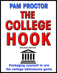welcome to pam proctor com pam is an author lecturer college  cover of the college hook second edition by pam proctor