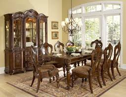 traditional dining room tables. Comely Traditional Dining Table And Chairs Or Room Chandeliers On Oval Vintage Tables I
