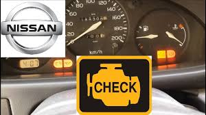 2005 Nissan Altima Service Engine Soon Light Reset How To Clear Check Engine Light On Nissan Free And Easy