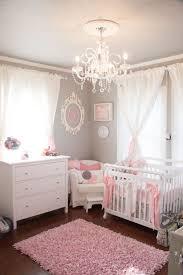 Elegant and Feminine Nursery