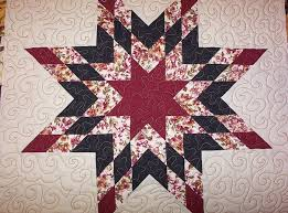 KING SIZE QUILTS & BLAZING STAR This quilt now lives in Dallas, Texas Available in King Size  114